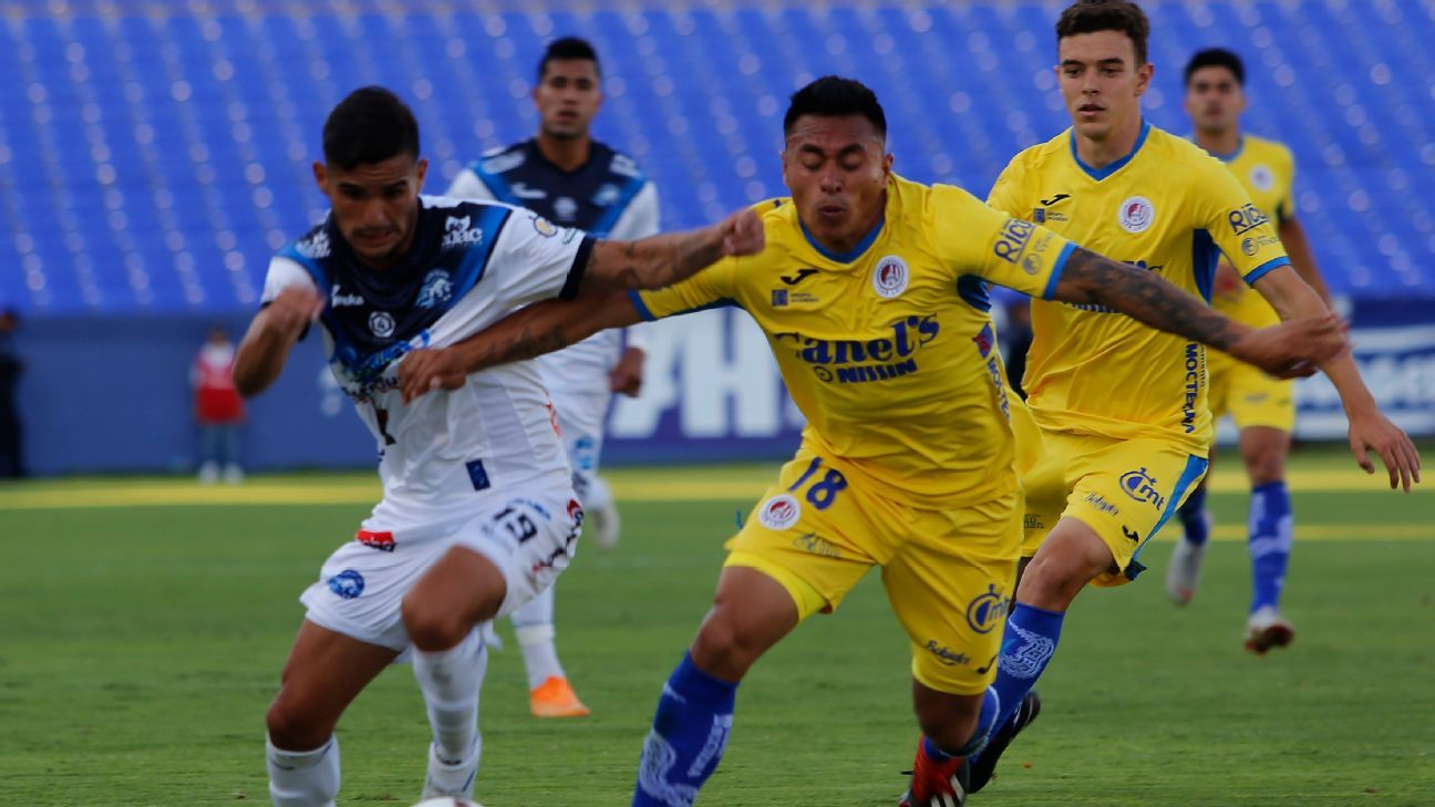 Celaya logra empate ante el líder Atlético San Luis