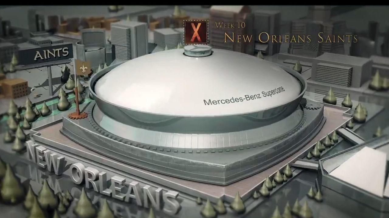 Equipos de la NFL se lucen con presentación de calendario 2019