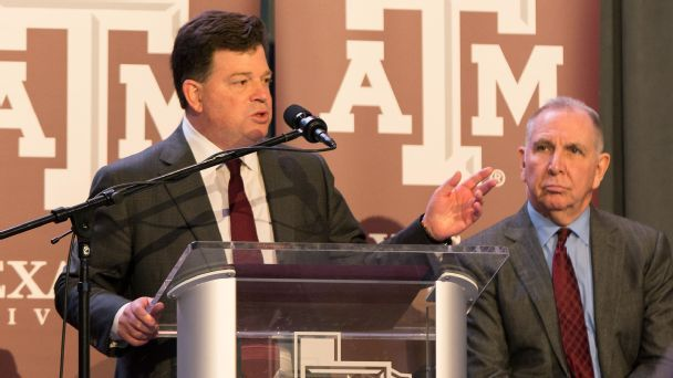 What does LSU AD hire mean for Tigers ... and Texas A&M?