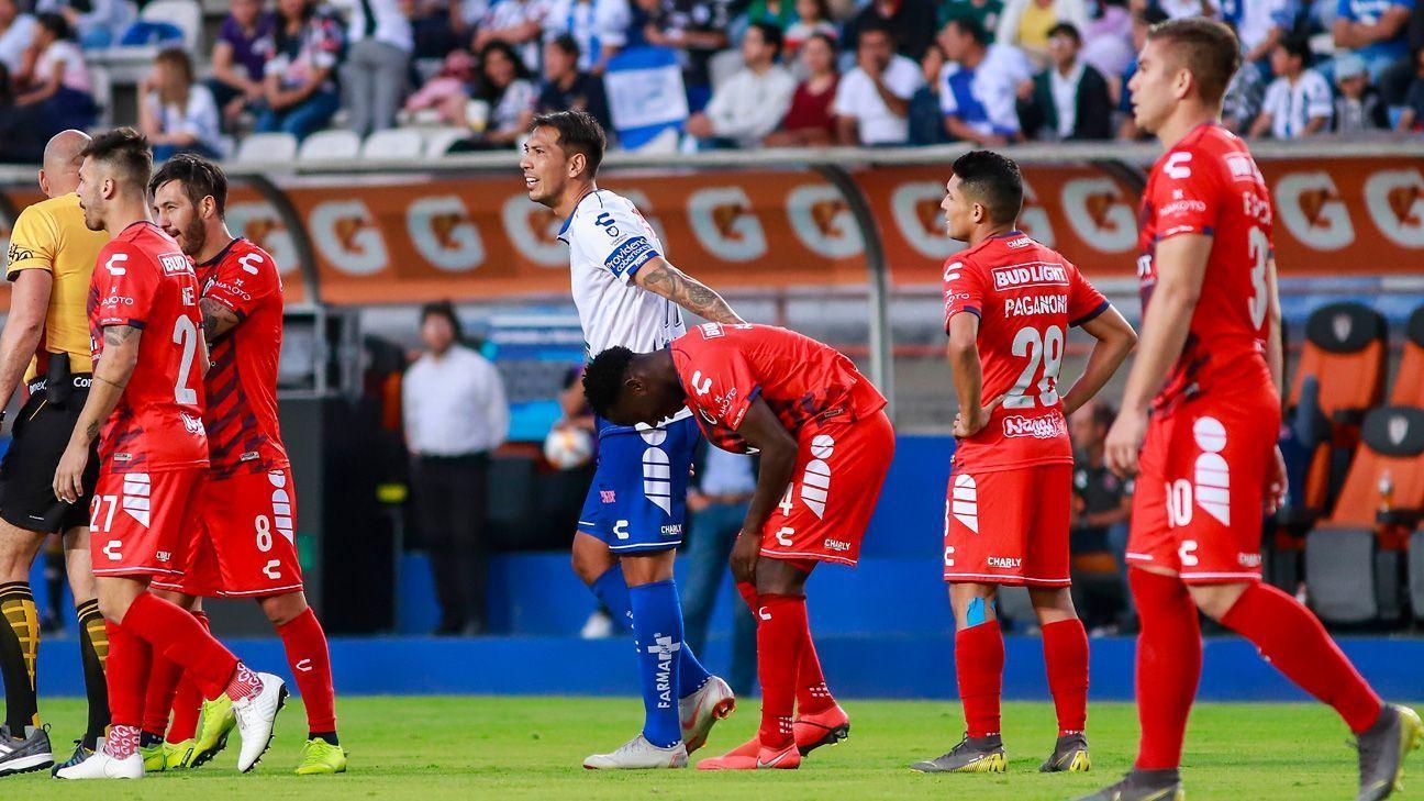 Veracruz se convirtió en el antagonista del futbol mexicano