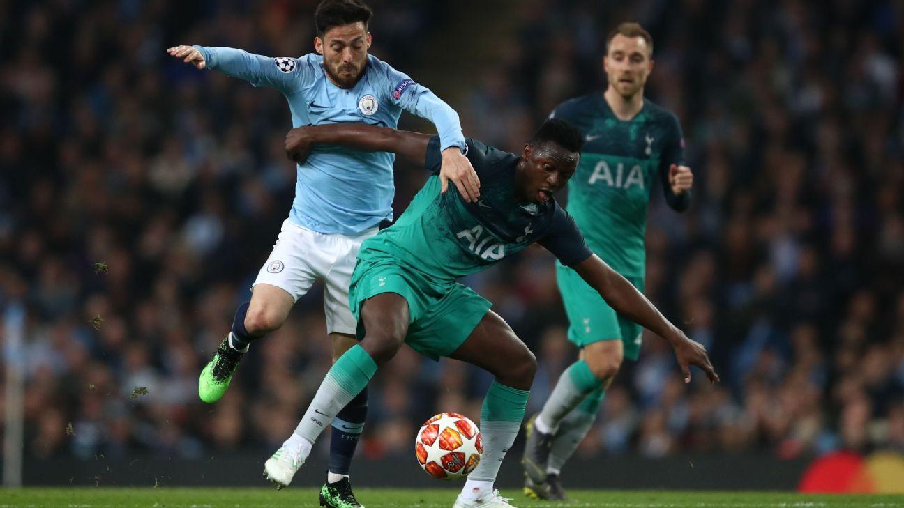 Manchester City y Tottenham se ven las caras de nuevo, ahora por la Premier League