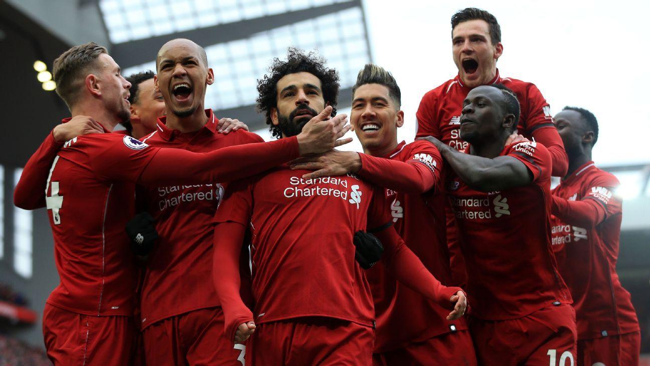 Champions League: Liverpool e Ajax decidirão em casa vaga para a final