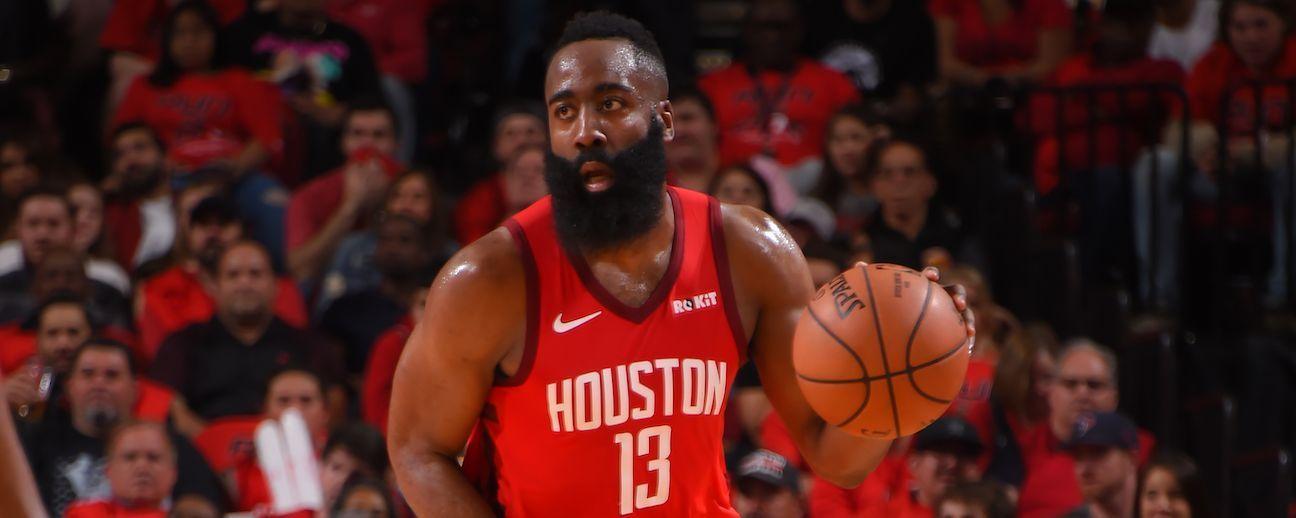 Con profundidad, defensa y la 'Súper Barba', lo Rockets asustan ahora mismo