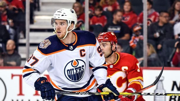 What Connor McDavid faces in his rehab from PCL injury
