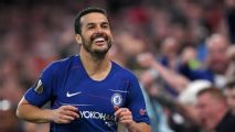 Early Pedro brace helps Chelsea to Europa League semifinals