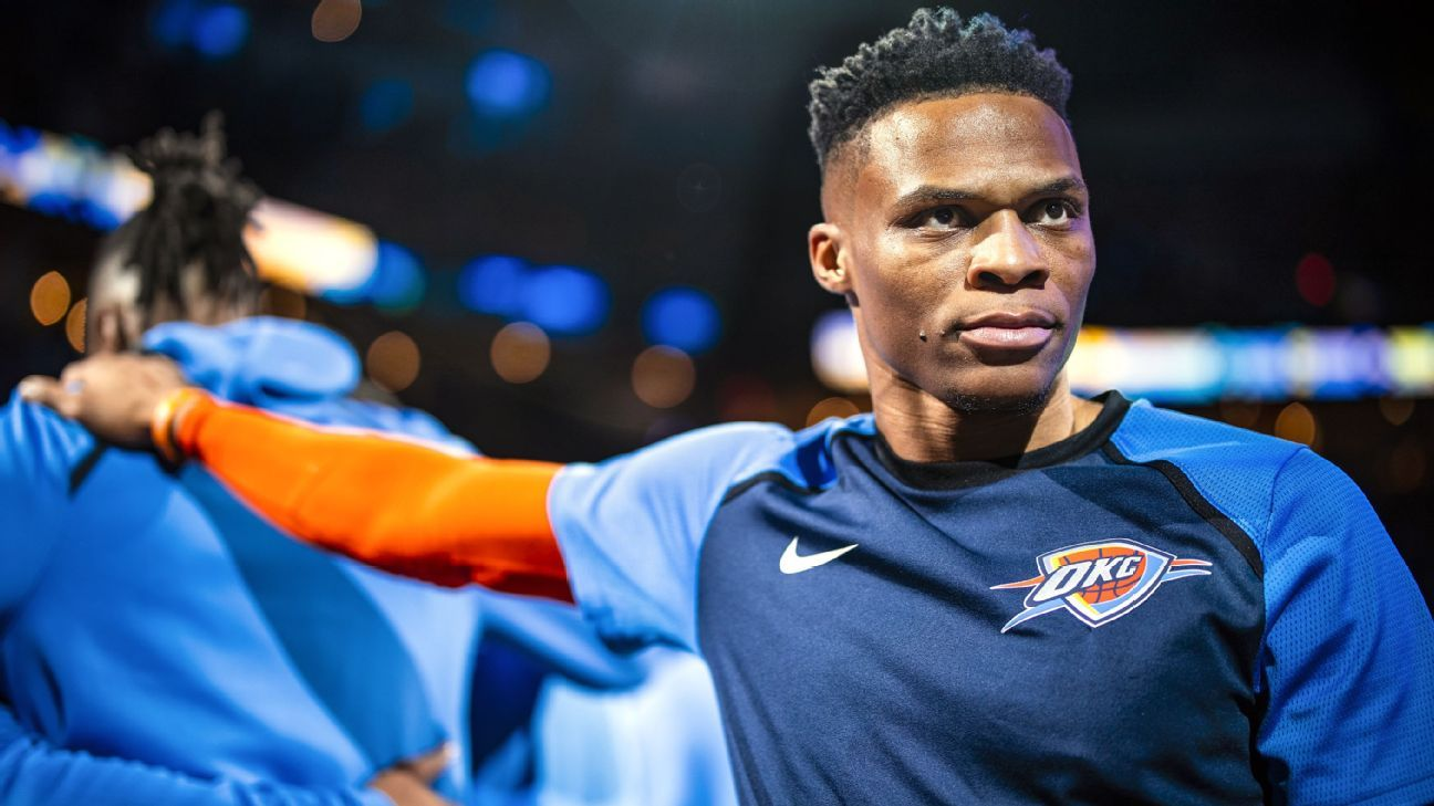 Wreck-it Russ: Westbrook's path to breaking the triple-double