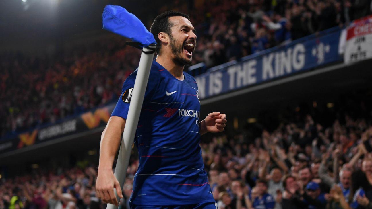 Chelsea bate Slavia Praga por 4 a 3 e avança à semifinal da Europa League