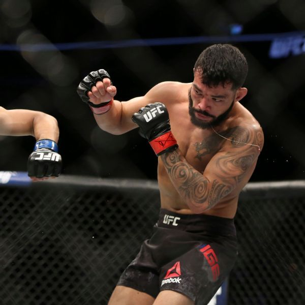 UFC's Ige gives blood sample meant for neighbor
