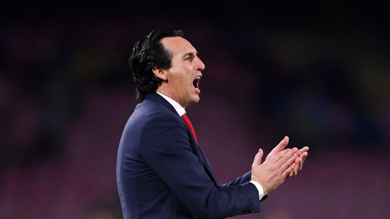 Arsenal learning knockout football lessons from Europa League master Emery