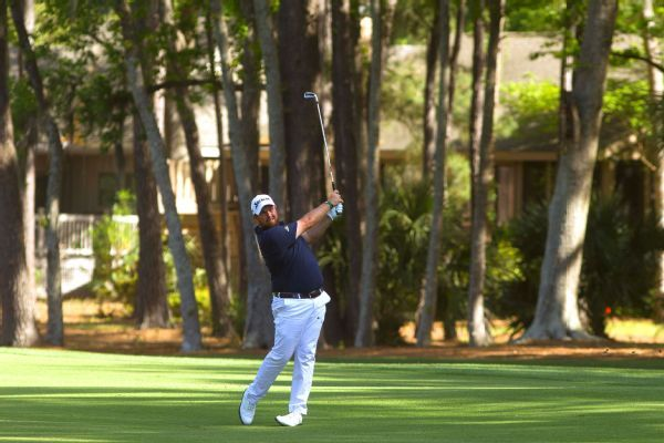 Lowry on top after first round of RBC Heritage