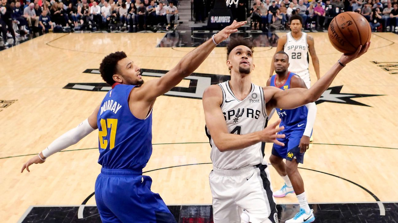 Derrick White and the Game 3 breakout Denver never saw coming