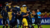 Union-Independiente clash a study in Copa Sudamericana contrasts