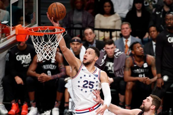Simmons torches Nets, says Dudley feud 'done'