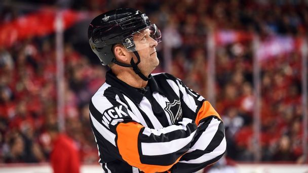 Wysh List: The maddeningly inconsistent world of playoff officiating