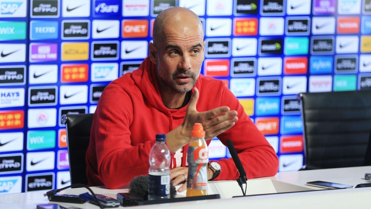 Guardiola: Man City players still not over Champions League heartbreak