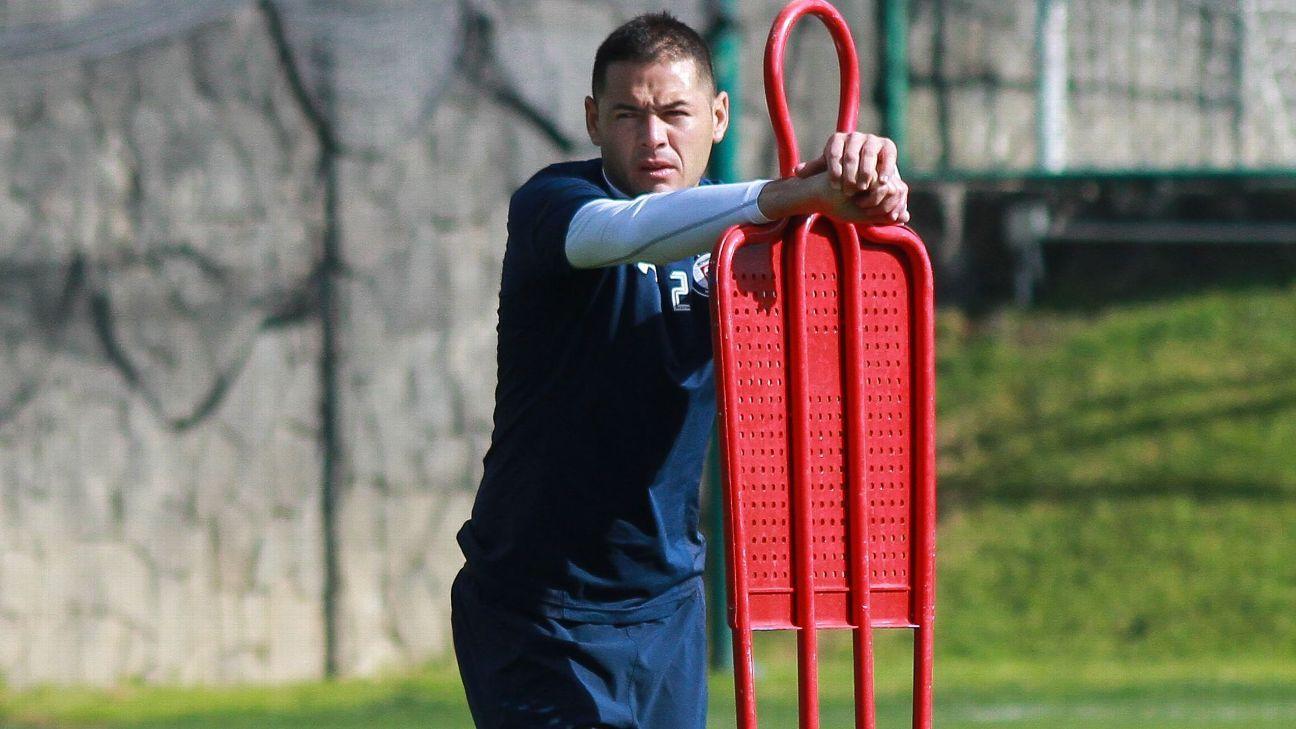 Pablo Aguilar apunta a la titularidad frente a Pumas