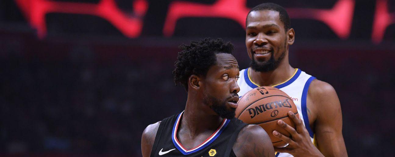 Él es Kevin Durant y juega en los Warriors, y tú no