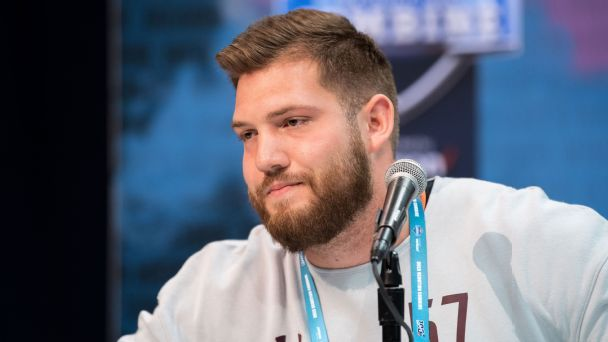 Jonah Williams' unique preparation could make him the NFL draft's top tackle