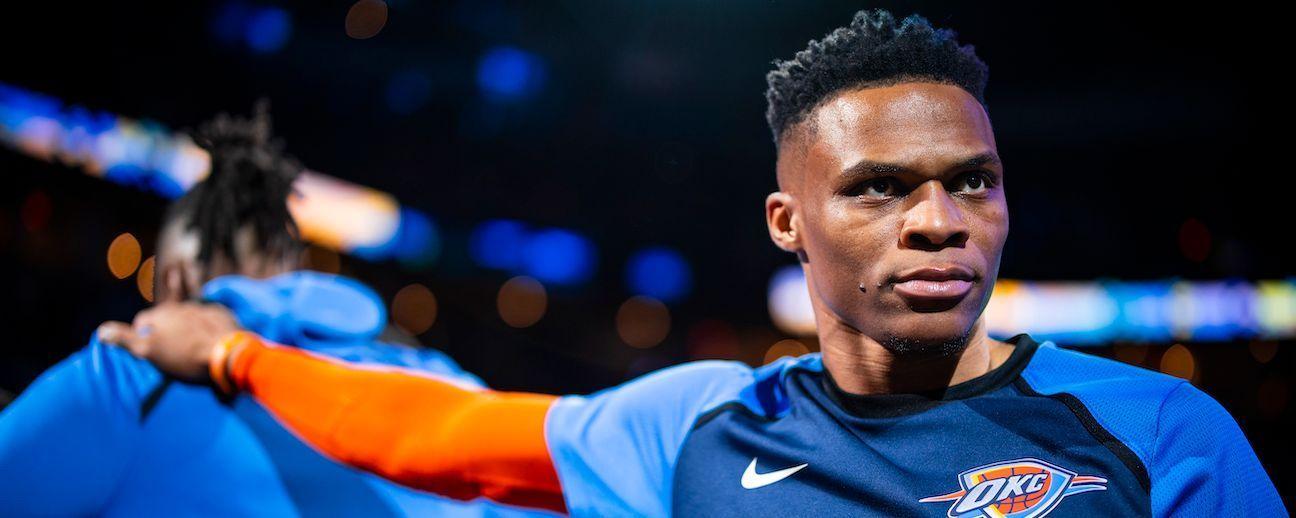 Russell Westbrook lo destruye: su camino para romper el triple-doble