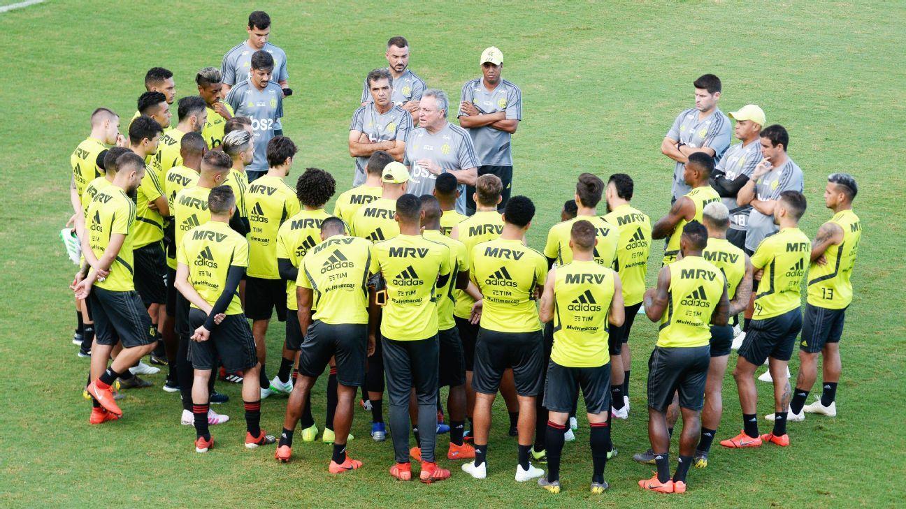 Flamengo: Éverton Ribeiro e Gabigol são poupados de treinamento