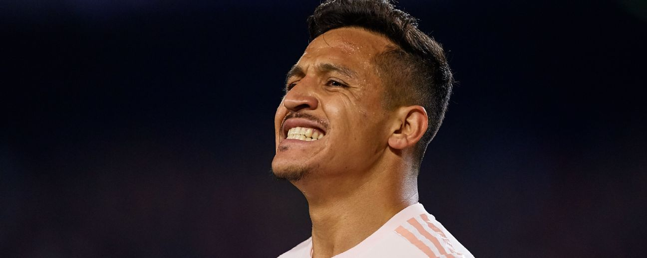 Alexis Sánchez ha sido un desastre en United. ¿Hay forma de reparar la relación?