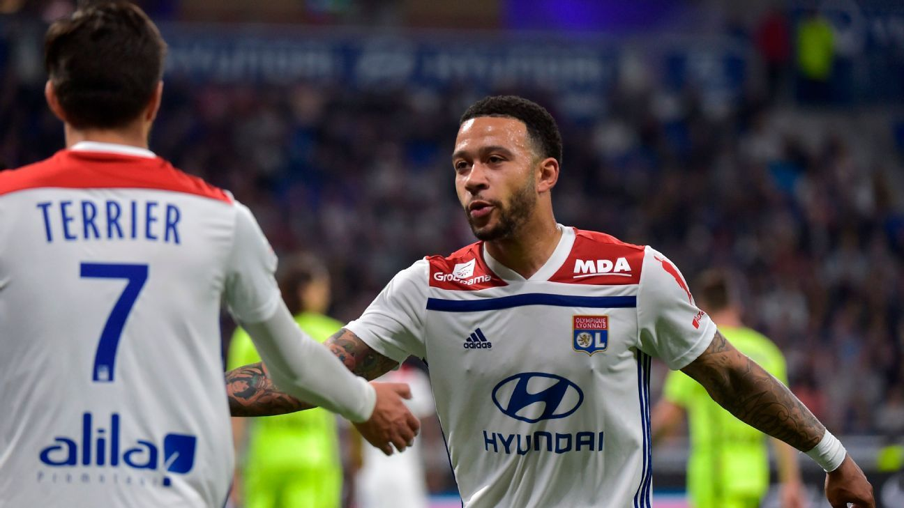 Lyon beat Angers to consolidate Ligue 1 third place