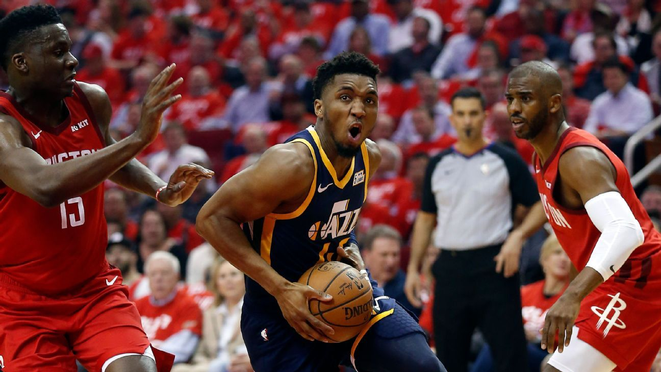 Mitchell será más agresivo ante Rockets