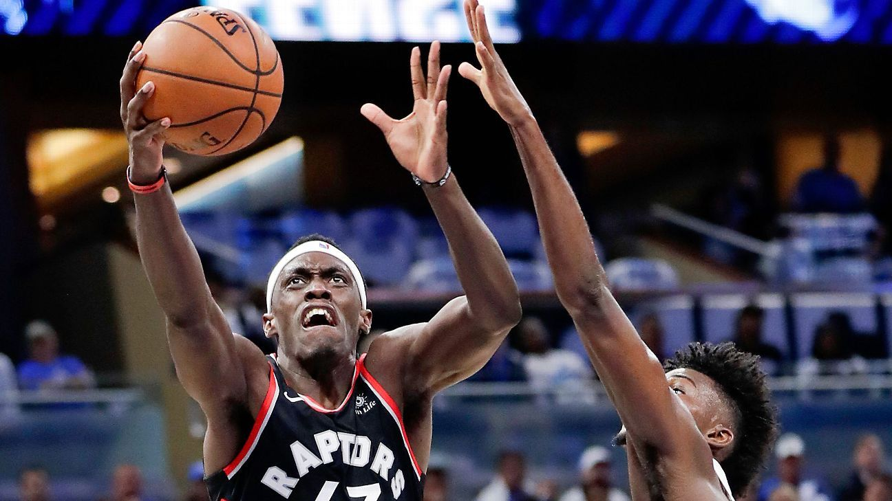 'He's unbelievable': Pascal Siakam's postseason star turn