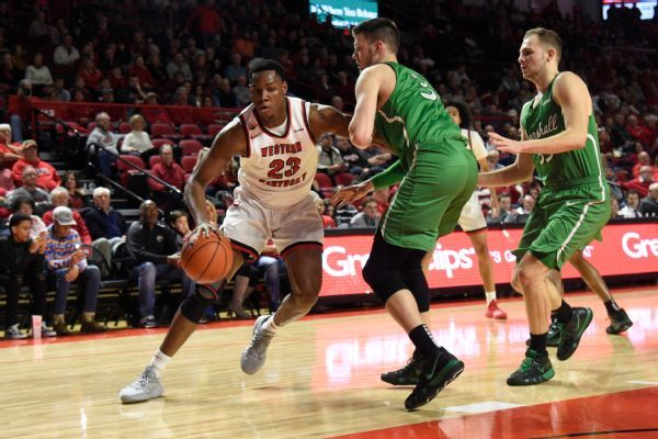 Western Kentucky C Bassey declares for draft