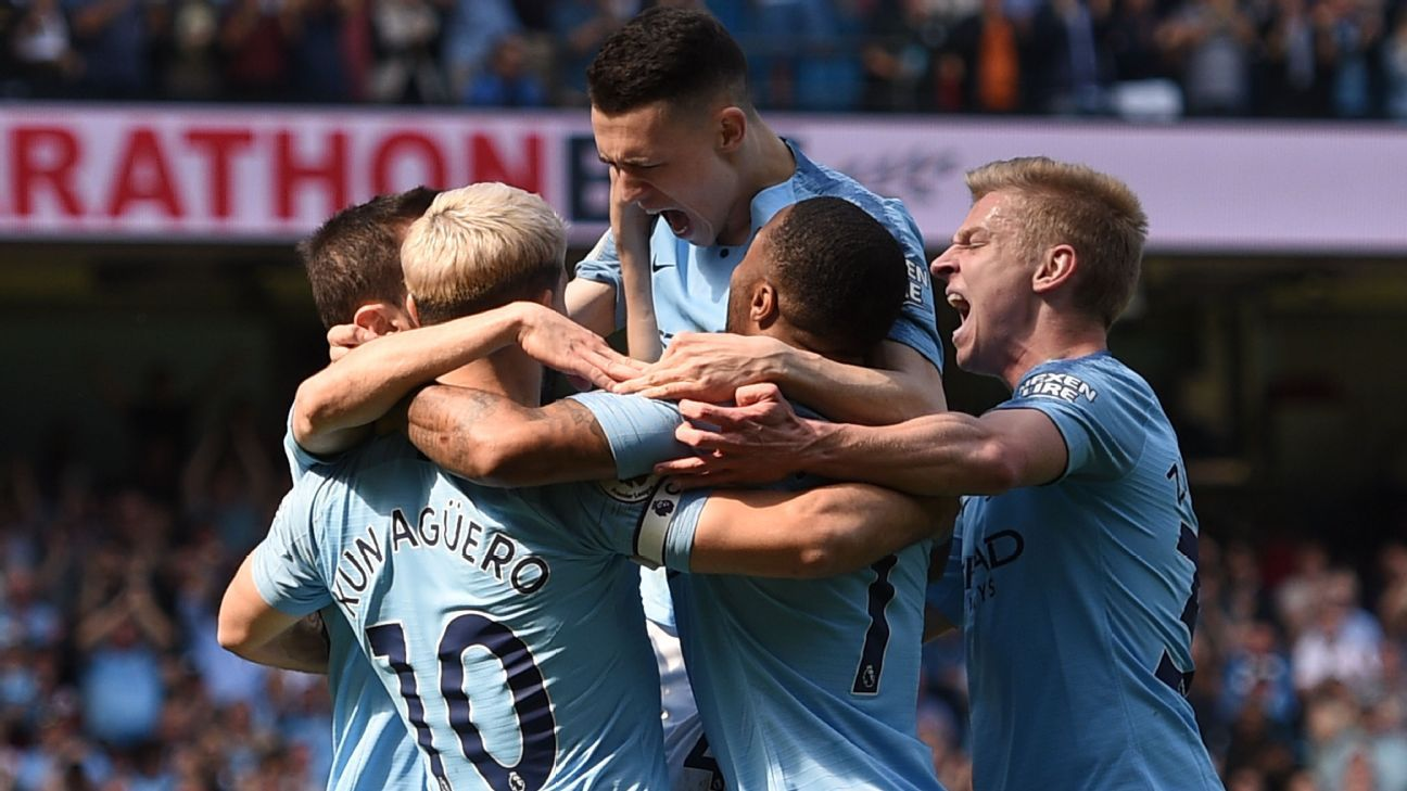 Manchester City return to top of table as Foden goal earns win vs. Tottenham