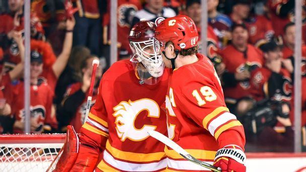 Looking ahead for the Flames: Goaltending must be improved
