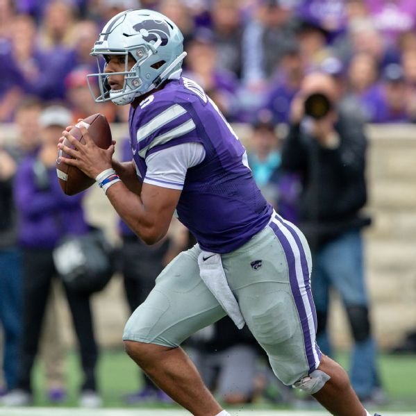 K-State WR Rison arrested for domestic battery