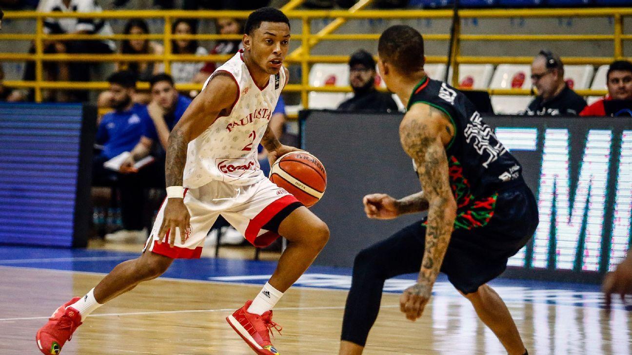 Brasileiro Yago se inscreve no Draft de 2019 da NBA