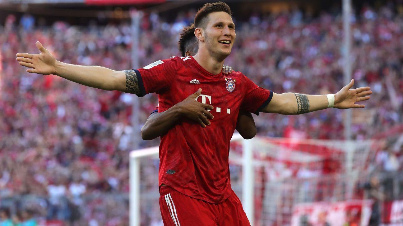 Niklas Sule winner keeps Bayern on track for Bundesliga title