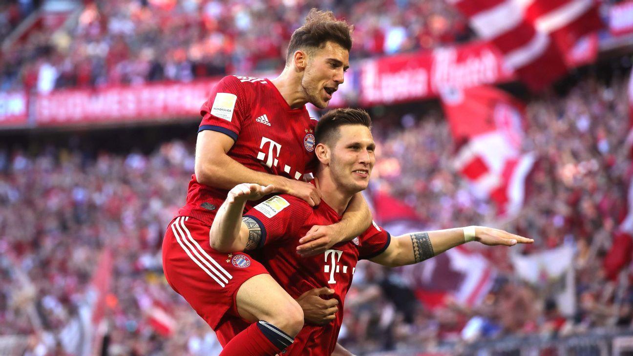Com artilharia pesada, Bayern bate o Werder Bremen em casa e abre quatro pontos para o vice-líder Dortmund