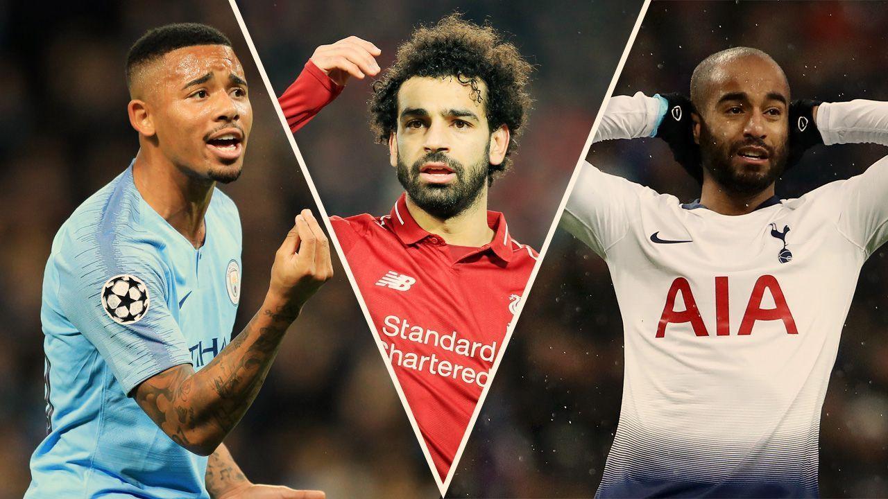 Premier League: sem brasileiros, associação de jogadores anuncia indicados a melhor da temporada