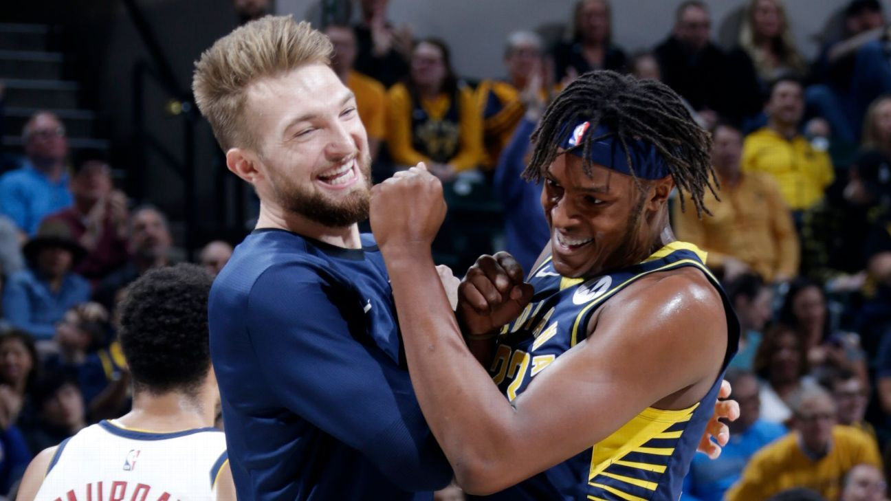 The Pacers' big dilemma: Can Turner, Sabonis coexist?