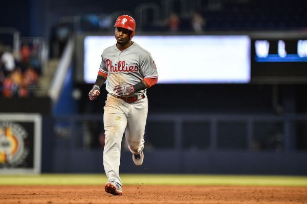 Segura, Kingery, Arano put on IL by Phillies