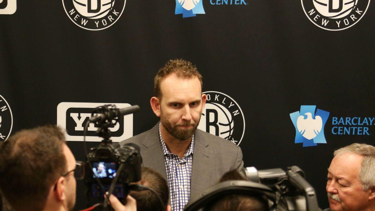 NBA suspende a gerente general de Nets por entrar a vestidor de réferis