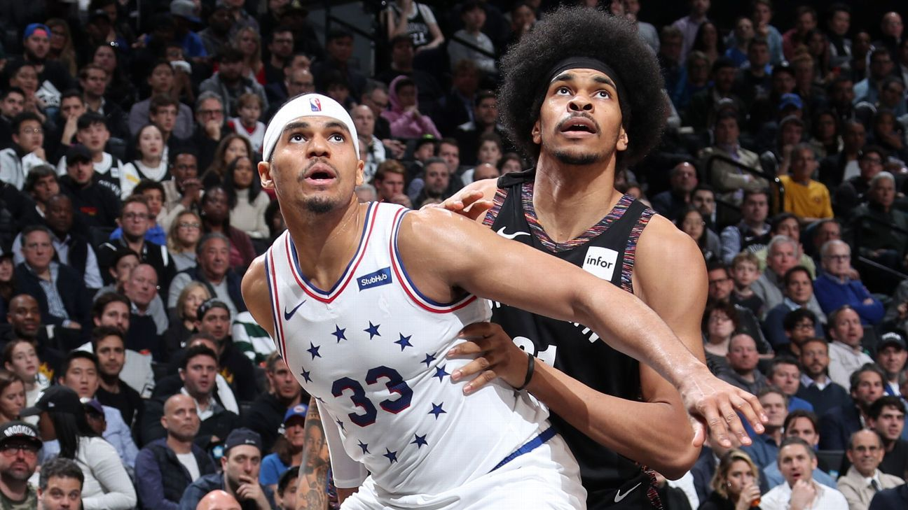 NBA acepta falla arbitral al final del 76ers-Nets