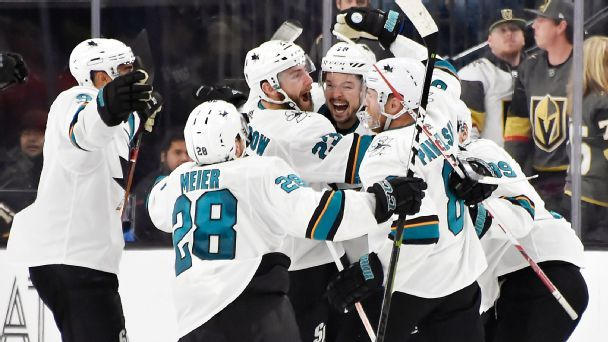 Stanley Cup Playoffs Daily: Sharks, Bruins survive to force Game 7