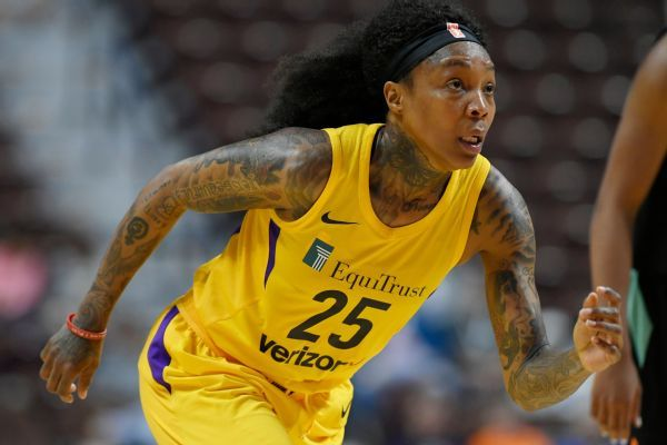 Pondexter: No 'regrets' retiring from basketball