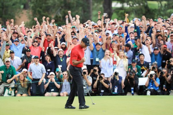 Woods hopeful Masters win leads to more majors