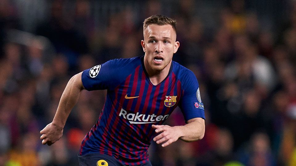 Valverde elogia Arthur e diz que brasileiro acertou ao escolher Barcelona: 'Em um outro lugar, talvez, teria mais dificuldades'