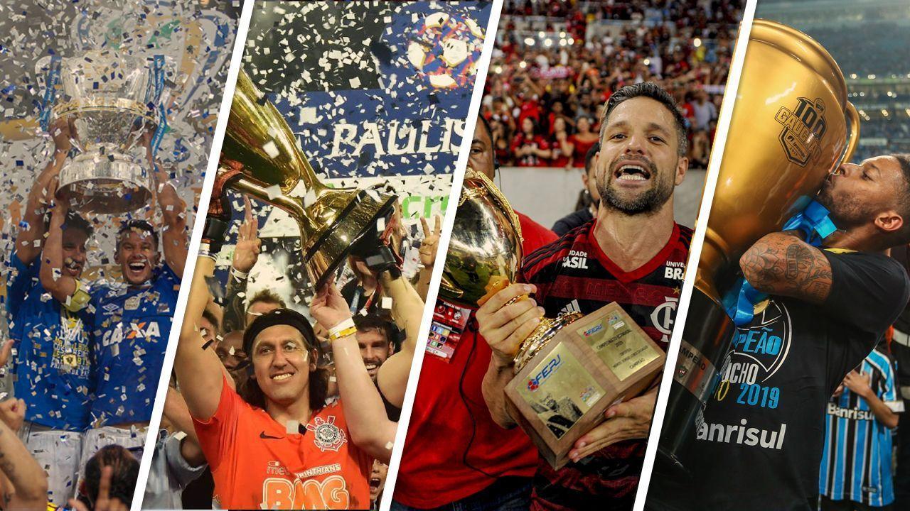 Qual campeão estadual se dará melhor no Brasileiro? Opine e monte sua classificação