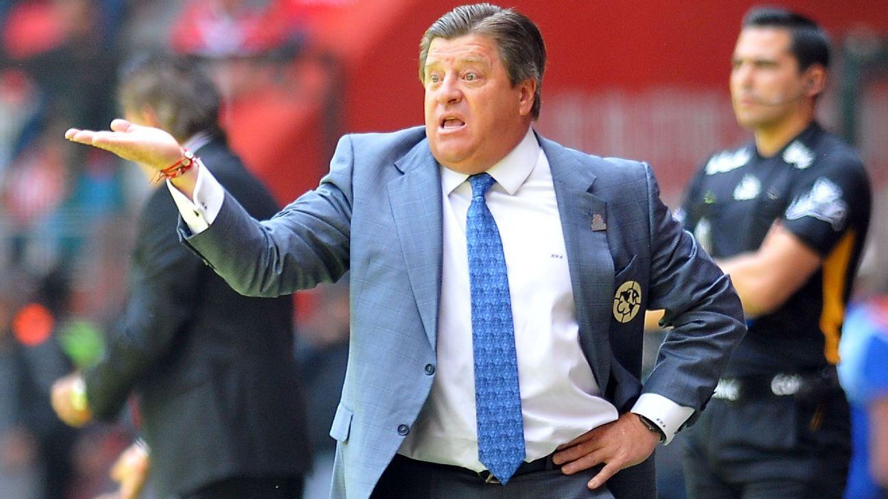 Miguel Herrera, entrenador con mas semifinales perdidas