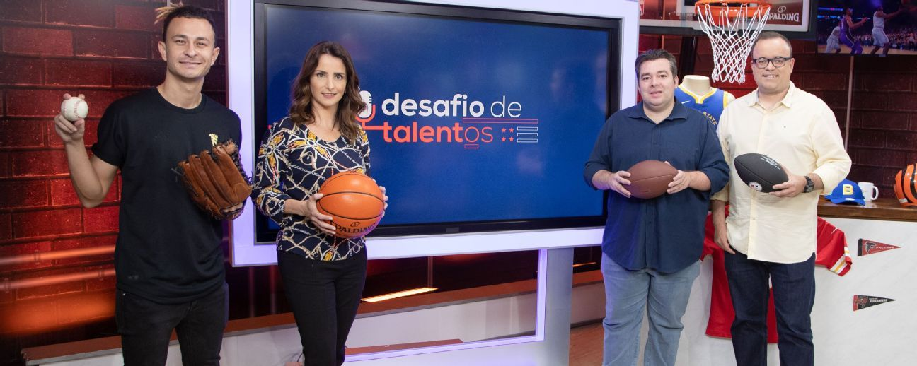 ESPN lança reality show para escolher novo comentarista de esportes americanos