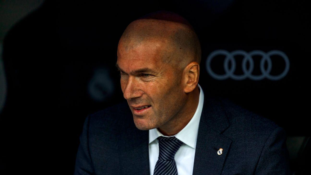 Na porta de saída: Zidane dá pistas de quem não ficará no Real Madrid
