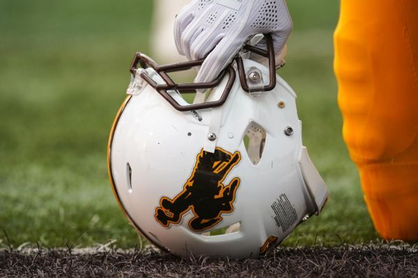 Wyoming recruit presumed drowned in California