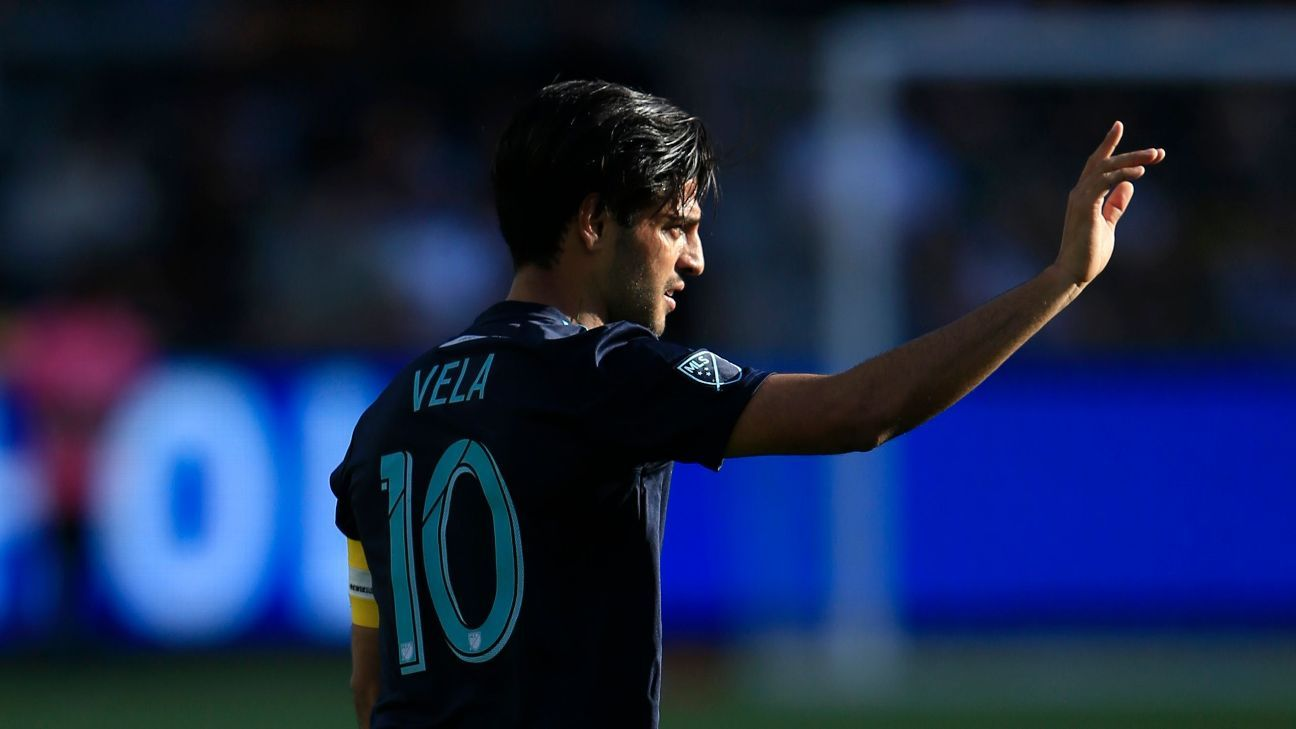 """Carlos Vela: """"La única presión viene de mí mismo"""""""